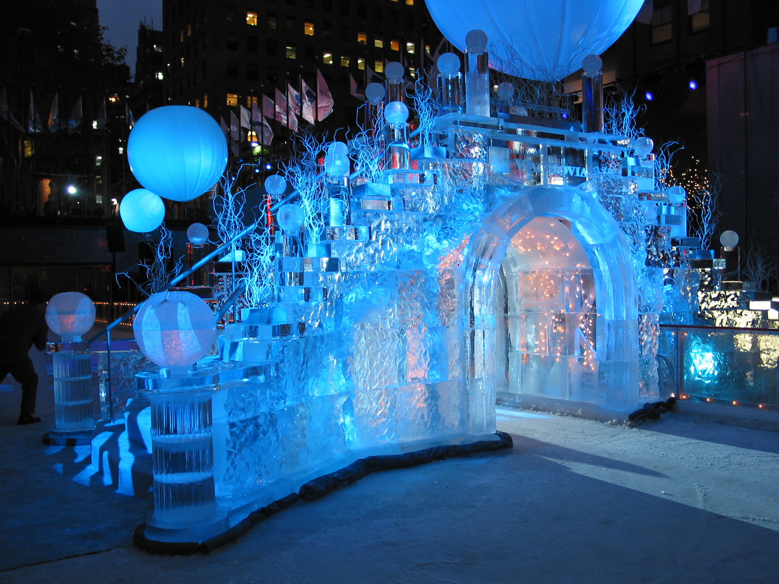 Ice Sculptures By Iceculture Kudos