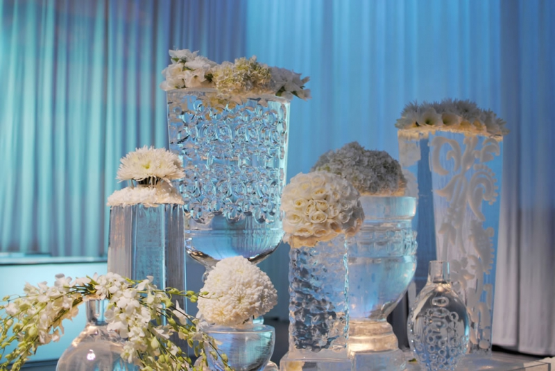 Ice Sculptures By Iceculture Photo Gallery