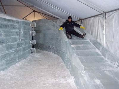 Ice Sculptures by Iceculture • Photo Gallery